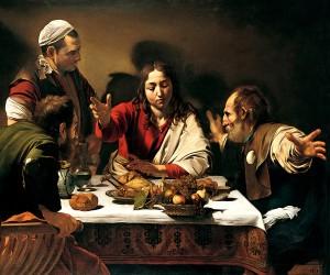 Caravaggio_-_Cena_in_Emmaus