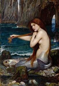 245px-John_William_Waterhouse_A_Mermaid